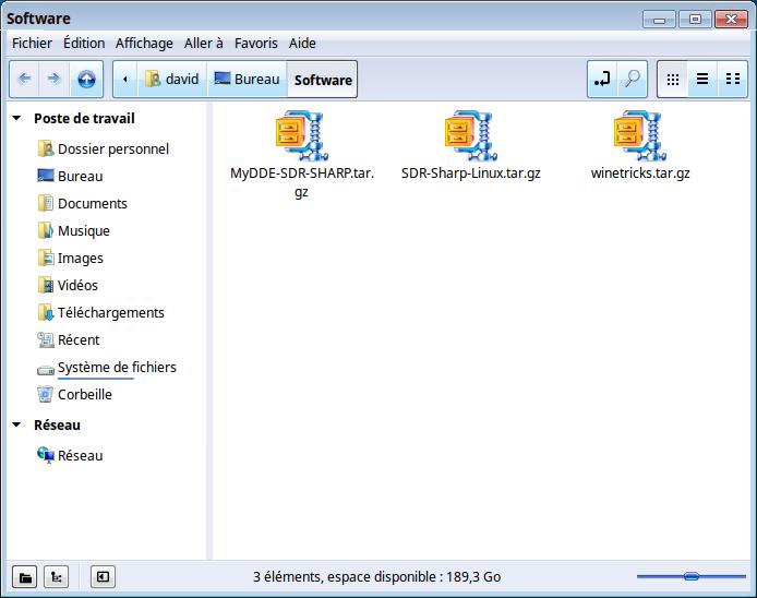 F4BPP Homepage - = MyDDE for SDR# =