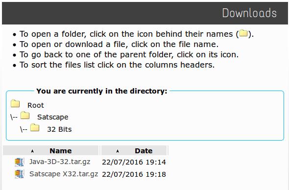 F4BPP Homepage - Satscape installation